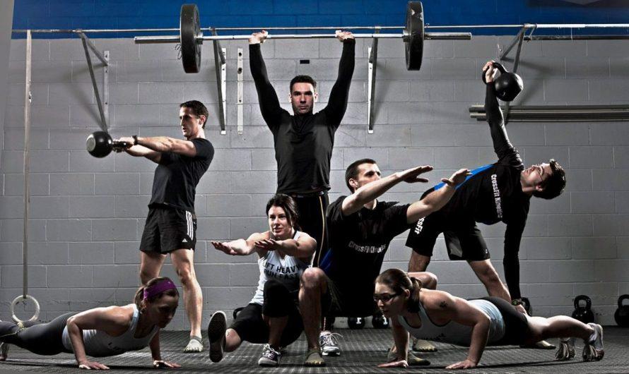 Советы по предотвращению травм CrossFit