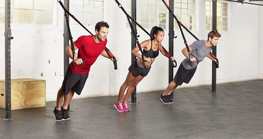 Достигните 5 столпов физической подготовки с помощью перекрестных тренировок